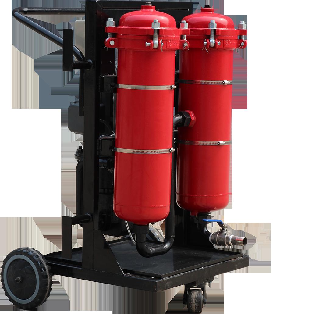 LYC-150B高精度防爆滤油机
