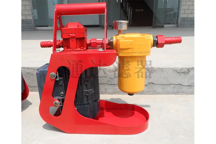 新乡市通达滤油车加油小车BLYJ-10系列-小型