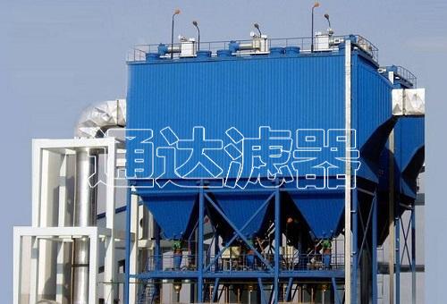 燃煤锅炉除尘器
