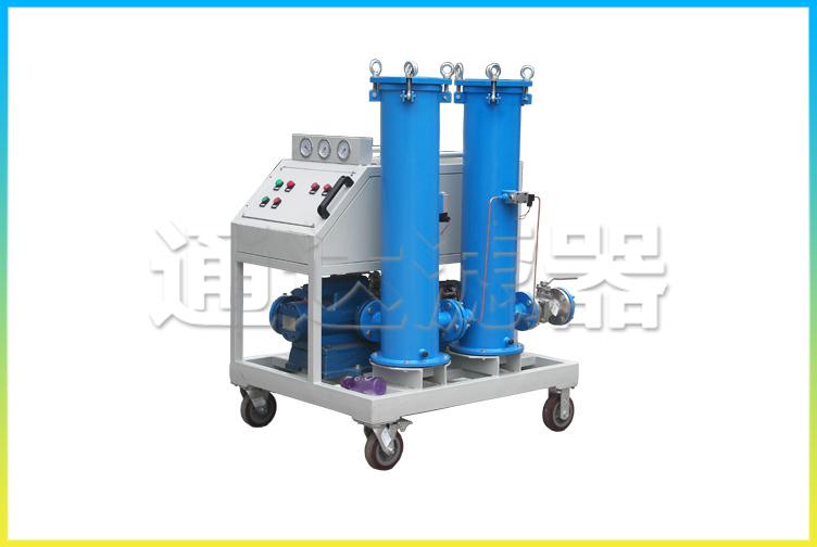 GLYC-50高粘度油滤油机