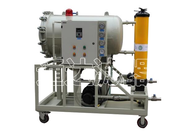 HCP150高配置聚结分离滤油机