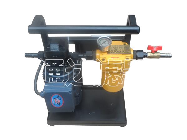 手提式小流量BLYJ液压油滤油机