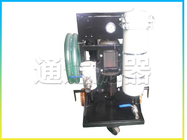 LYC-150A手推便移式滤油车