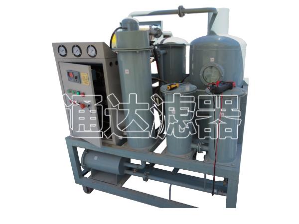 TY-100系列真空滤油机
