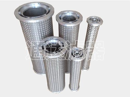 电厂液压润滑系统LY15/25W单并联滤芯