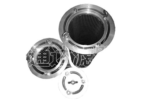 电厂汽轮机LY38/25W润滑油并联滤芯