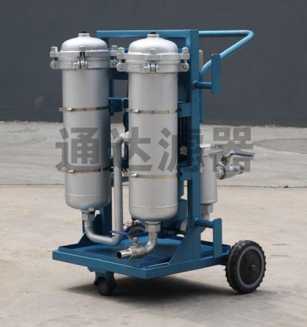 LYC-63B高精度滤油车