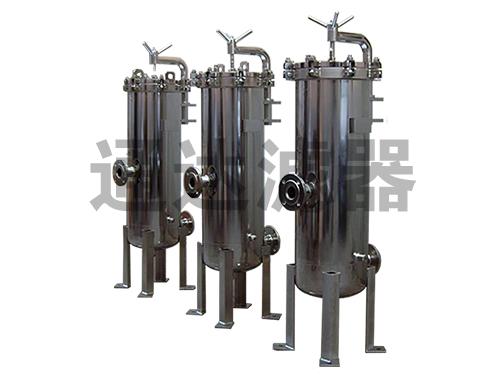 304不锈钢LFD-2-12P袋式过滤器