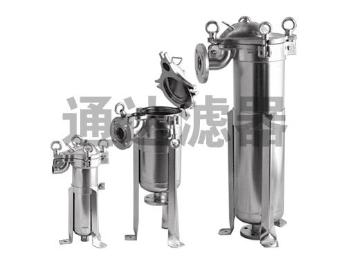 <b>5袋式工业水处理精密过滤器</b>