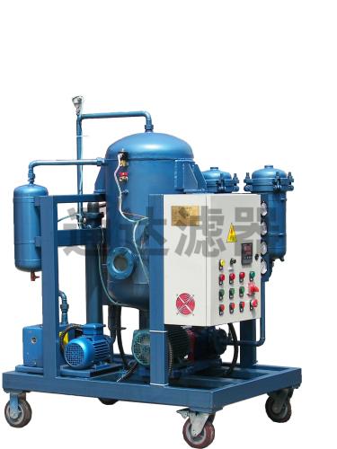 <b>TY-100透平油专用真空滤油机</b>