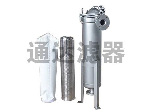 壳体304材质DN250袋式过滤器