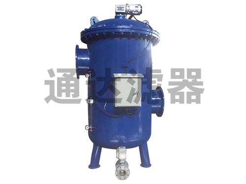 <b>钢厂浊环水预处理自清洗过滤器</b>