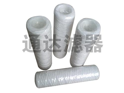 <b>40寸脱脂棉线绕滤芯</b>