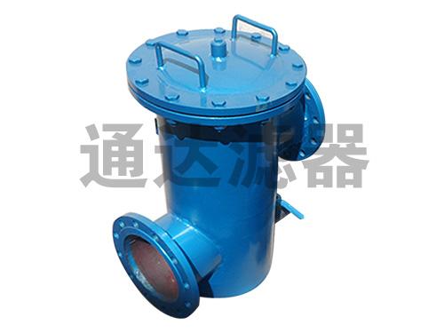 <b>碳钢蓝式过滤器DN50</b>