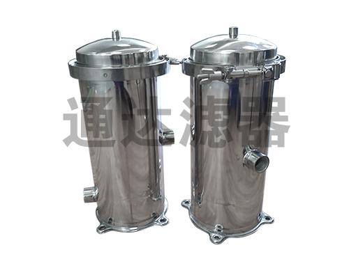 工业用水预处理保安过滤器