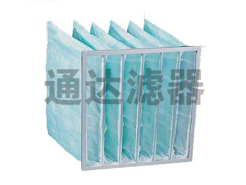 <b>铝合金外框袋式中效空气过滤器</b>