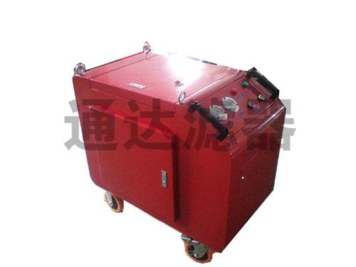 <b>带油箱式LYC-50CL箱式移动滤油机</b>