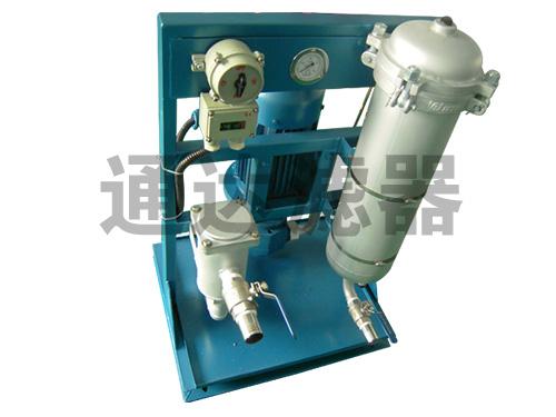 <b>两级过滤LYC-16A便移式滤油机</b>