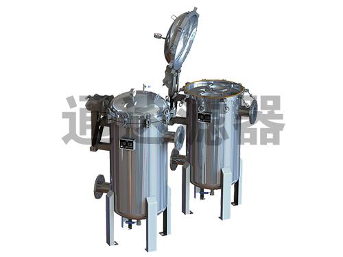 LFB-4-100X不锈钢精密保安过滤器