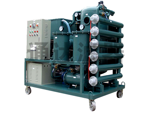 <b>TYA系列润滑油专用真空滤油机</b>