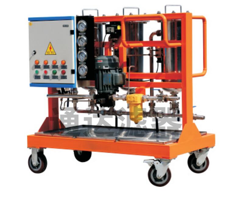 <b>深层过滤LYC-200G系列高固含量油滤油机</b>