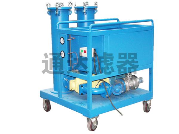 <b>GLYC-63系列高粘度油滤油机</b>