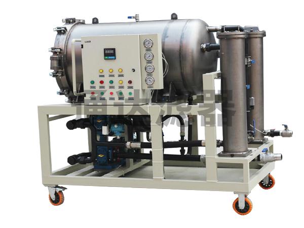 <b>LYC-63J系列聚结脱水滤油机</b>