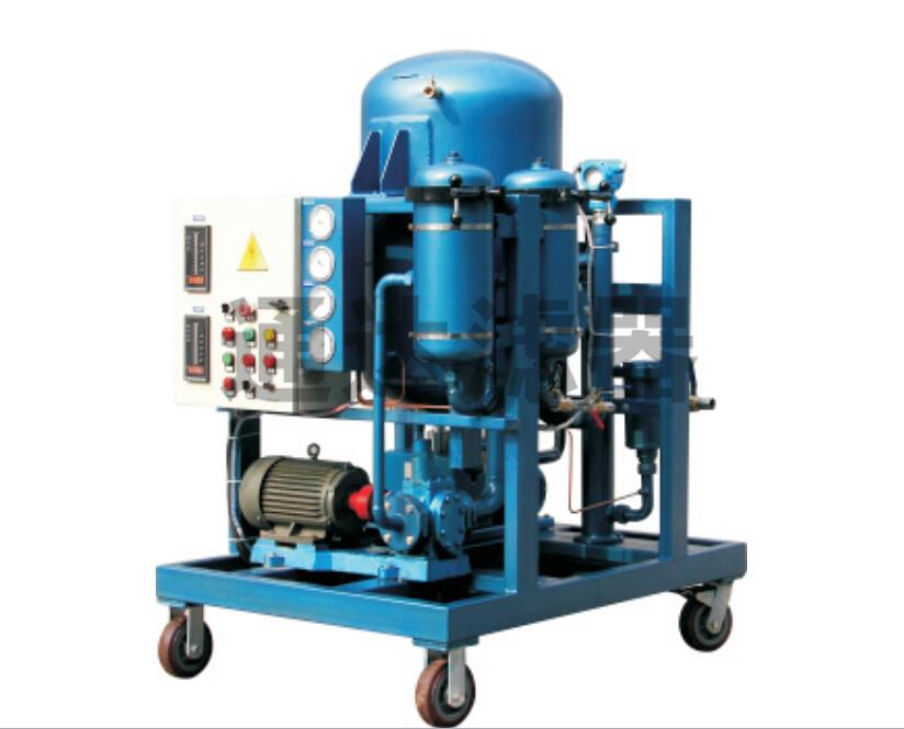 <b>ZLYC-50A系列高效真空滤油机</b>