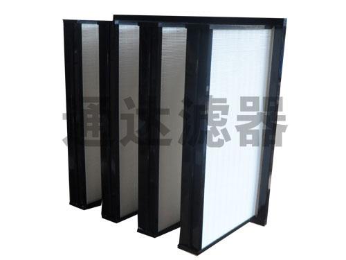 <b>用于空调净化系统4V型亚高效空气过滤器</b>