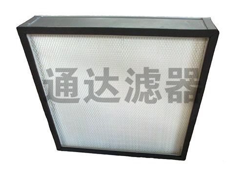 空调末端送风处用高效空气过滤器