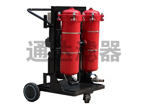 <b>LYC-B系列双筒便移滤油机</b>