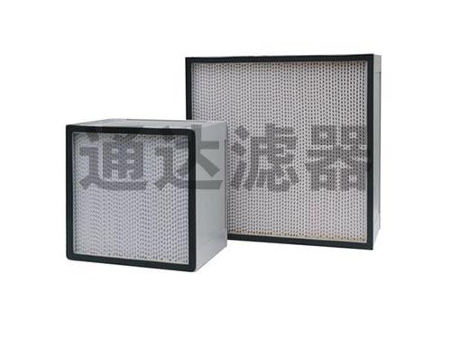 <b>食品厂用高效空气过滤器</b>