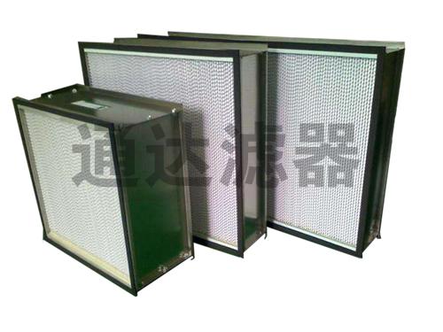 电子行业用高效空气过滤器