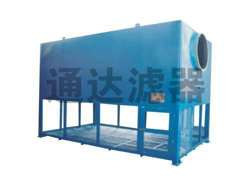制氧装置压缩机入口自洁式空气过滤器