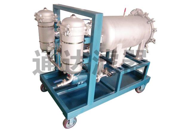 <b>LYC-200J聚结脱水滤油机</b>