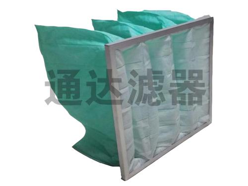 <b>绿色中效袋式空气过滤器</b>