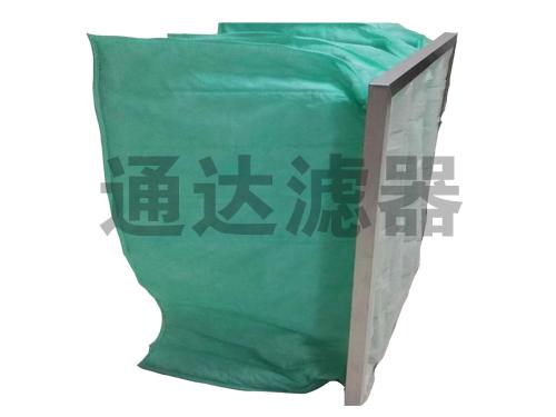 <b>F6绿色中效袋式空气过滤器</b>