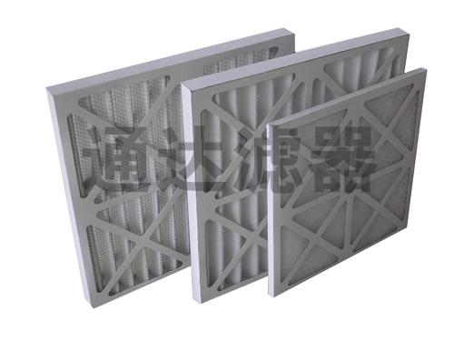 <b>空气压缩机预过滤纸框过滤器</b>
