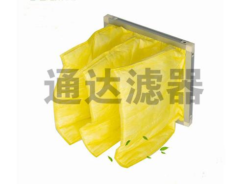 <b>大风量黄色中效空气过滤器</b>