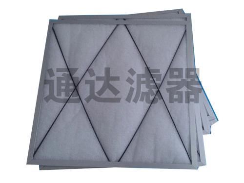 空气净化预过滤初效板框滤