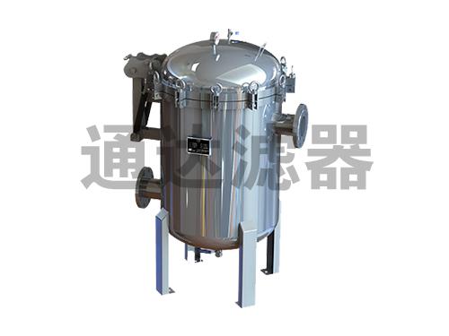 不锈钢袋式大流量过滤器饮料厂过滤器