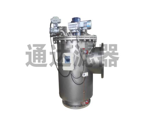 <b>LFZJ-350不锈钢自清洗过滤器</b>