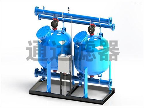 工业循环水处理浅层砂过滤器