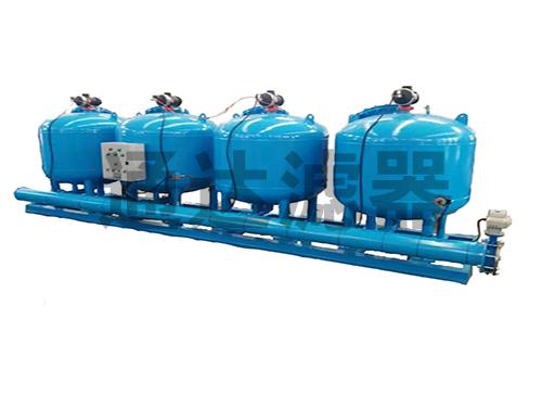 工业水过滤器浅层砂过滤器