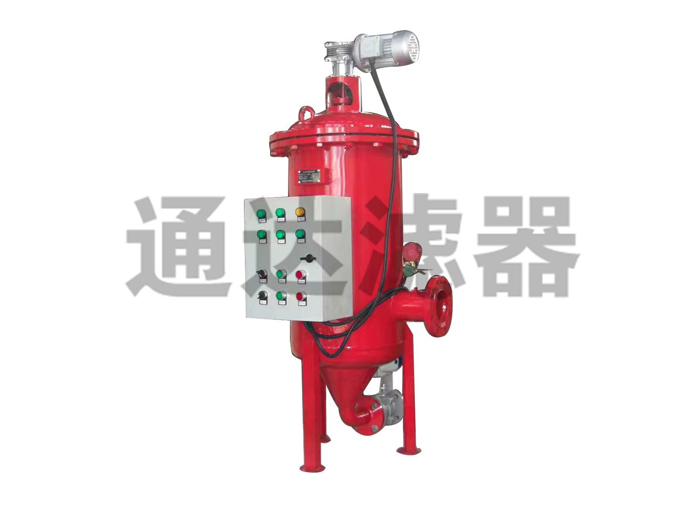 <b>LFZ-250立式自清洗过滤器</b>