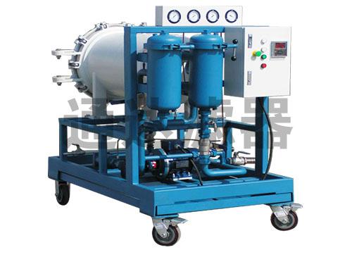 <b>LYC-J系列―聚结脱水滤油机</b>