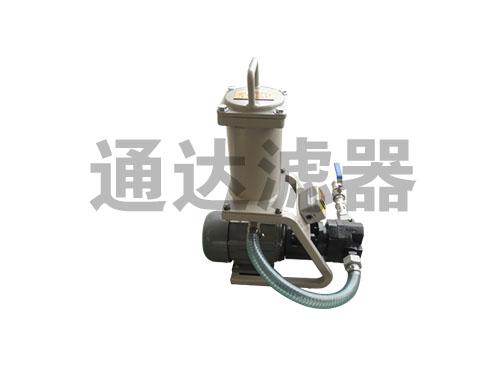 <b>黎明GLS-10系列便携式滤油车</b>