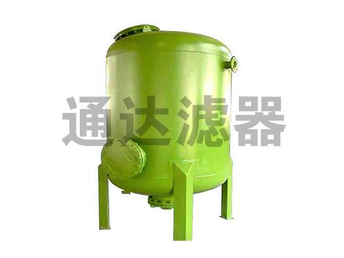 污水处理多介质过滤器