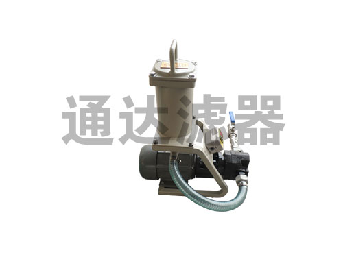 <b>BLYJ-16便携式滤油车</b>