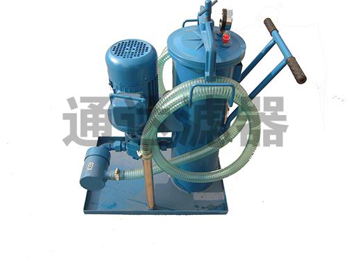 <b>液压油专用黎明精细滤油小车LUC-63</b>